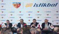 MEMDUH BÜYÜKKıLıÇ - Kayserispor'un Yeni İsmi İstikbal Mobilya Kayserispor Oldu
