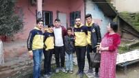 Kızıltepe'de Sefa Kalya İçin Mevlit Okutuldu