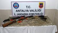 İNSAN TİCARETİ - Manavgat Jandarma 661 Olayda, 991 Şüpheliyi Yakaladı
