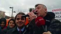 GÖRME ENGELLİLER - Metin Şentürk'ten, AK Parti'li Adaya Destek