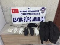 Nusaybin'de Hırsızlık Şüphelisi 4 Kişi Yakalandı