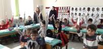 DIŞ MACUNU - Öğrencilere Diş Macunu Ve Fırçası Dağıtıldı