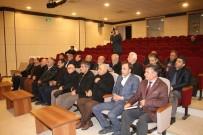 ŞENOL TURAN - Oltu'da Halk Günü Ve Asayiş Toplantısı Yapıldı