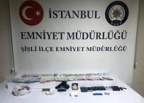 BULAŞICI HASTALIK - (Özel) Şişli'de Dev Asayiş Uygulaması Açıklaması 50 Gözaltı