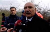 KASıRGA - Patlama Sonrası Erenler Kaymakamı Karabulut Olay Yerinde İnceleme Yaptı