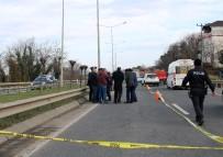TAHKİKAT - Polislerin Elinden Kaçan Mahkum Vurularak Yakalandı