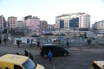 CUMHURİYET MEYDANI - Rize Meydan Projesi'nde Sona Yaklaşıldı