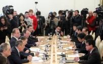JAPONYA - Rus Ve Japon Dışişleri Bakanları Barış İçin Bir Arada