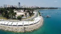 BİSİKLET YOLU - Sahil Yolunda 3'Üncü Etap Asfaltlama Tamamlandı
