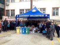 MEHMET TAHMAZOĞLU - Şahinbey Belediyesi Çocuklara Geri Dönüşümü Öğretiyor