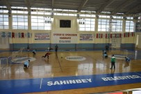 MEHMET TAHMAZOĞLU - Şahinbey Belediyesi'nden Goalball Turnuvası