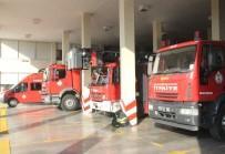 DOĞALGAZ - Samsun'da Yangınlarda Yüzde 30 Düşüş