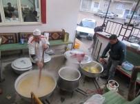 Sandıklı'daki Avcıların Geleneksel Av Sezonu Sonu Yemeği