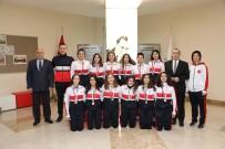GENÇ KIZ - SANKO Okulları Genç Kız Basketbol Takımı Türkiye Yarı Finallerinde