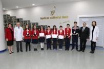MEHMET GÜNAYDıN - SANKO Okulları Robot Takımı 4 Türkiye Derecesi Kazandı