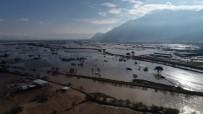 HASAR TESPİT - Sular Çekilmeden Yeni Sağanak Yağış Uyarısı