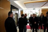 TALAS BELEDIYESI - Talas Belediyesi Personelinden Palancıoğlu'na Sürpriz