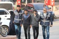 İTİRAF - Tencere Kalıpları Çalan 5 Kişi Tutuklandı