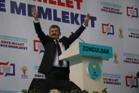 GENEL BAŞKAN - Tosun'dan Zonguldak Halkına Teşekkür