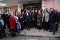 MENDERES TÜREL - Türel Açıklaması 'Korkuteli'ne 213 Milyonluk Yatırım'