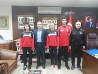 Türkiye Şampiyonası'na Uğurlandılar