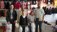 KURBAN BAYRAMı - Van Umut Kervanı, 2 Bin 560 Aileye Yardımda Bulundu