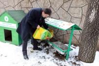 Yozgat Belediyesi'nden Sokak Hayvanlarına Şefkat Eli