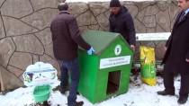 Yozgat'ta Sokak Hayvanlarına Kulübe