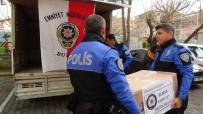 KÜTÜPHANE - Yüksekovalı Öğrencilerin Karne Hediyesi Bursa Polisinden
