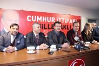 AYDIN ŞENGÜL - Zeybekci'den Eleştirilere Sert Yanıt