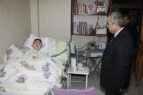 YALÇıN YıLMAZ - 11 Yaşındaki Arda Solunum Cihazına Kavuştu
