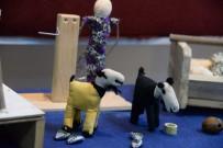 ÖZLEM ÇERÇIOĞLU - 7-8 Bin Yıllık Antik Oyuncaklar Çocuklarla Buluştu