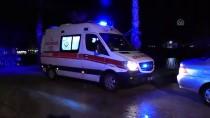 Adana'da Otomobil Seyhan Nehri'ne Devrildi