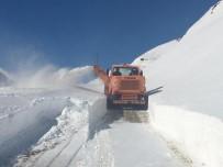 Adıyaman'da Kar Yağışı Etkisini Sürdürüyor