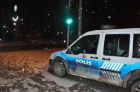 TIR ŞOFÖRÜ - Afyonkarahisar-Antalya Karayolunda Trafik Durma Noktasına Geldi