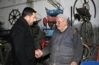 YATIRIMCI - AK Parti Belediye Başkan Adayı Arı, 'Biz Vatandaşlarımızın Oylarına Değil Gönüllerine Talibiz'
