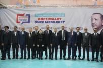 AK Parti Bingöl'de Başkan Adaylarını Tanıttı