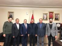 AK Parti, Eski İl Başkanı Hacı Ömer Seyfi İl Genel Meclisi Adaylığı Başvurusu Yaptı