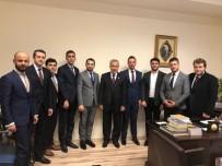 HÜSEYİN TANRIVERDİ - AK Parti Manisa İl Gençlik Kollarından Ankara Çıkarması