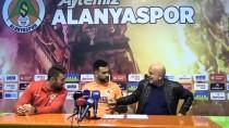 KULÜP BAŞKANI - Aytemiz Alanyaspor'da Transfer