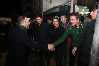 VATAN CADDESİ - Başkan Ercan, Sincan Esnafıyla Kucaklaştı