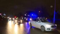 ÇUKURAMBAR - Başkentte Zincirleme Trafik Kazası