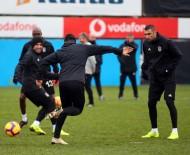 GÖKHAN GÖNÜL - Beşiktaş taktik çalıştı