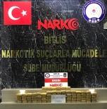 NARKOTIK - Bitlis'te 3 Milyon Değerinde Eroin Ele Geçirildi