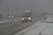 Bolu Dağında Yoğun Kar Yağışı