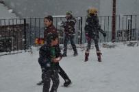 Bozüyük'te Eğitime Kar Tatili