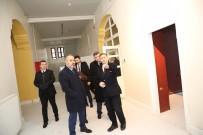 VERGİ DAİRESİ - Bursa'da Müzeler Tek Çatı Altında Toplanıyor