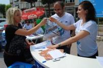 NAYLON POŞET - Büyükçekmece'de 3 Yıl İçinde 30 Bin Adet File Ve Bez Çanta Dağıtıldı