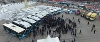 MEHMET SEKMEN - Büyükşehir Araç Filosunu Güçlendiriyor