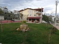 TELEVİZYON - Dolunay Muhtar Evi Ve Basket Sahası Hizmete Girdi